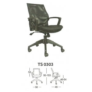 Chairman Top Star Series Chair - TS 0303
