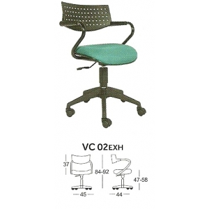 Chairman Visitor Chair - VC 02 EXH