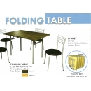 Orbitrend - New Folding Table
