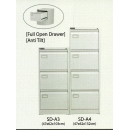 SafeGuard Filling Cabinet SD A3 A4