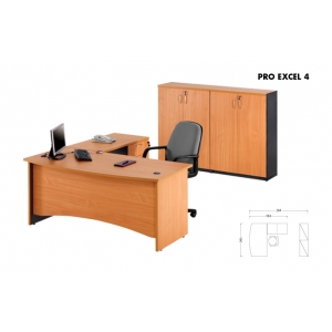 Meja Kantor Arkadia - ProExcel 4