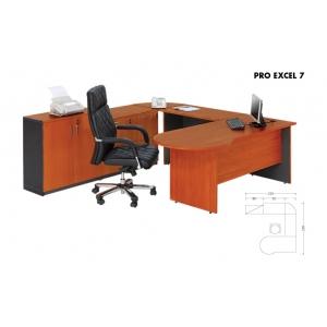 Meja Kantor Arkadia - ProExcel 7