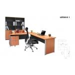 Meja Kantor Arkadia - Lotus G 1