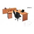 Meja Kantor Arkadia - Lotus G 2
