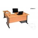 Meja Kantor Arkadia - Lotus N 1