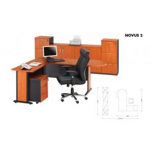 Meja Kantor Arkadia - Novus 2