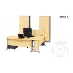 Meja Kantor Arkadia - Novus 3