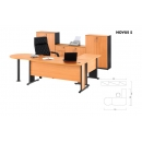 Meja Kantor Arkadia - Novus 5