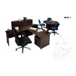 Meja Kantor Arkadia - Revo 1