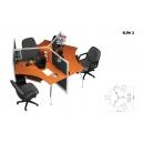 Partisi Kantor Arkadia - Slim 3