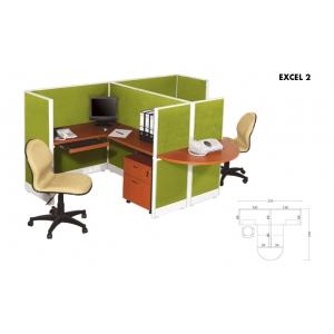Partisi Kantor Arkadia - Excel 2