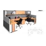 Partisi Kantor Arkadia - Linus 1