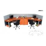 Partisi Kantor Arkadia - Linus 2