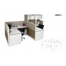 Partisi Kantor Arkadia - Linus 3