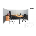 Partisi Kantor Arkadia - Linus 4