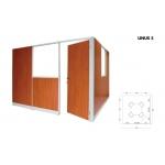 Partisi Kantor Arkadia - Linus 5