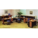 Global Exclusive Cherry - Set Kantor 3