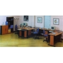 Global Exclusive Cherry - Set Kantor 4