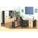 Global Beech & Grey Exclusive - Set Kantor 3