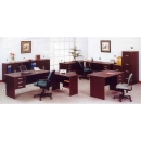 Global Wenge Excellent - Set Kantor 1