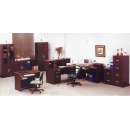 Global Wenge Excellent - Set Kantor 2
