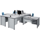 Grand Nova Grey - Workstation