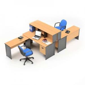 High-Point One - Meja Kantor 5