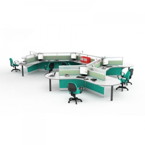 High-Point JPF - Partisi 12 Workstations
