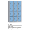 Steel Locker 12 Pintu Modera
