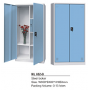 Steel Locker 2 Pintu Modera - ML 882 B